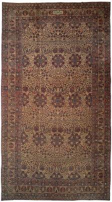 Persian Ravar Rectangle 10x18