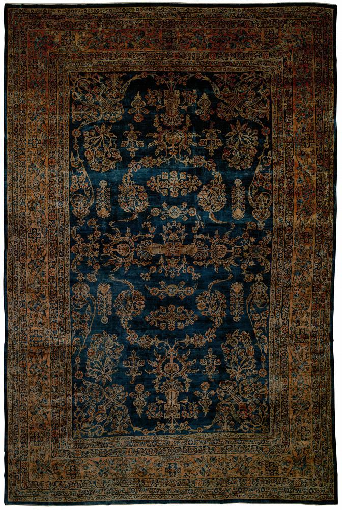 Persian Kashan Rectangle 11x18