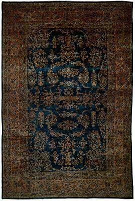 Persian Kashan 11x18