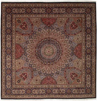 Persian Tabriz 9x9