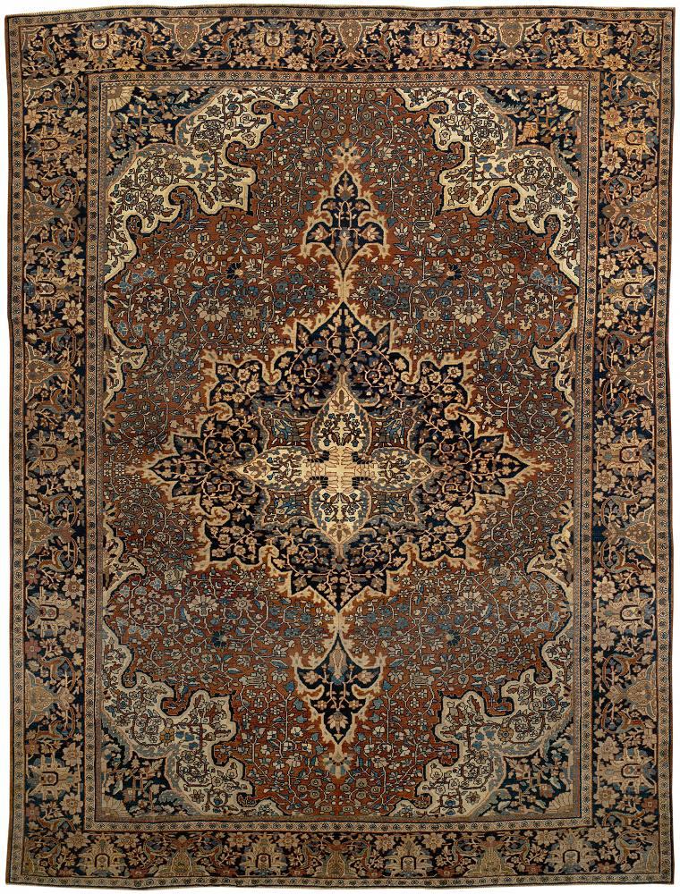 Persian Farahan 8x11