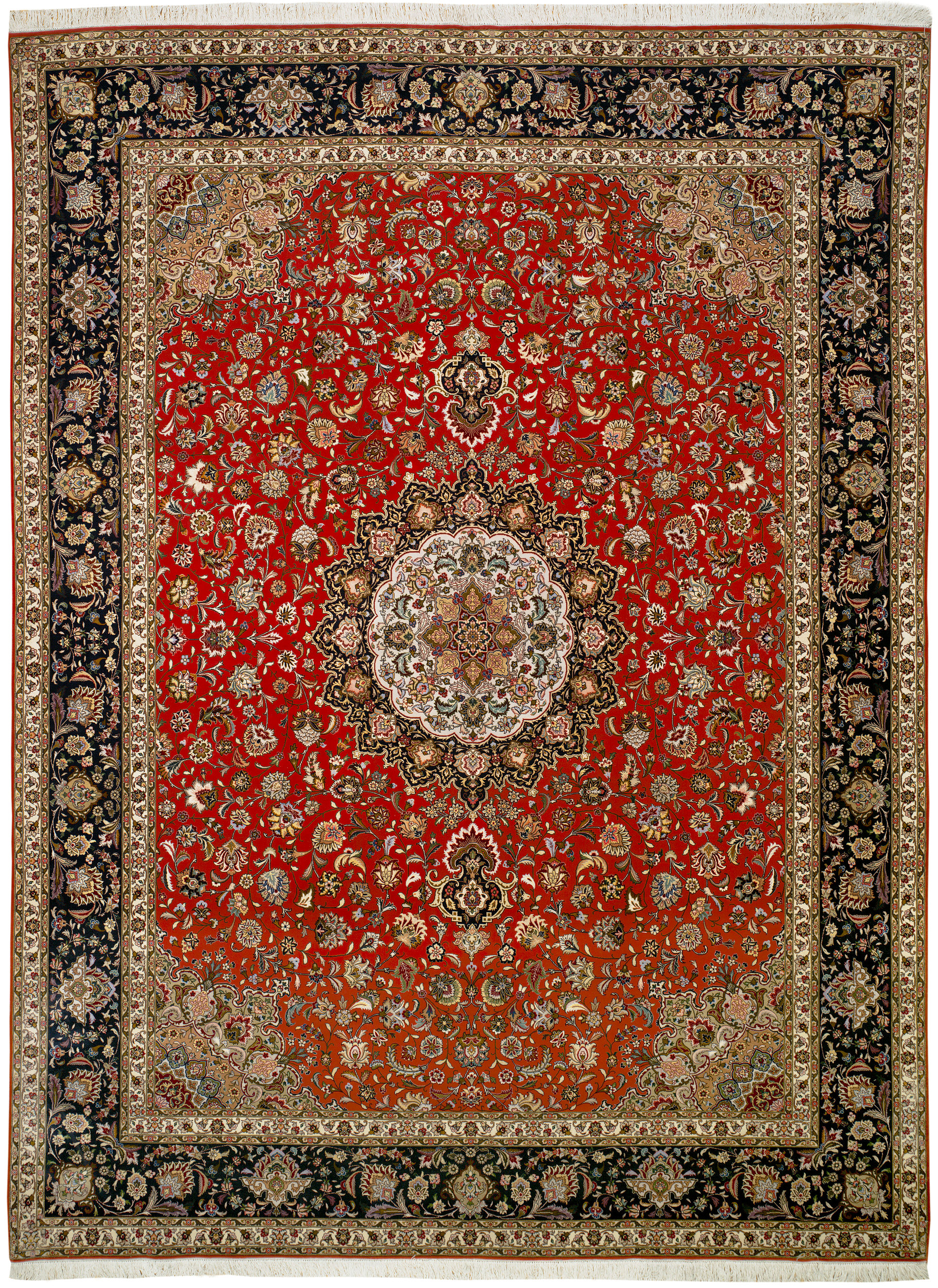 Persian Farahan Rectangle 9x11
