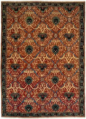 Agra Rectangle 9x13