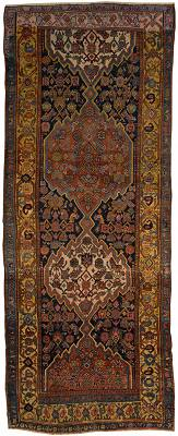 Persian Bijar Runner 4x10