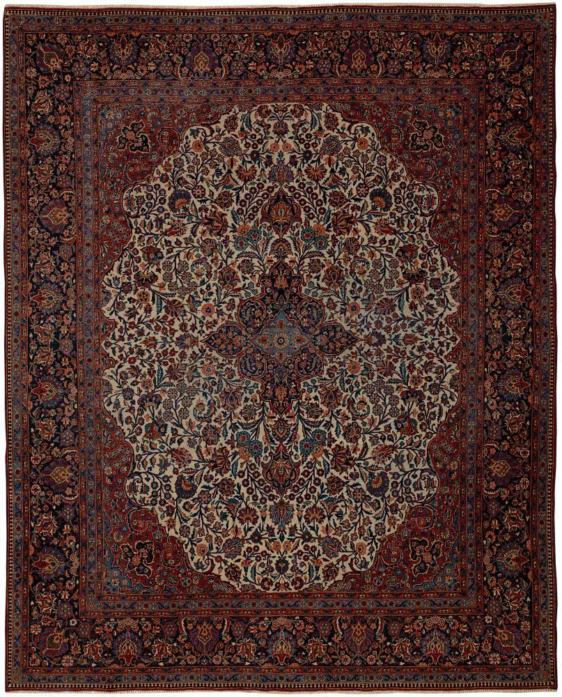 Persian Kashan 7x9