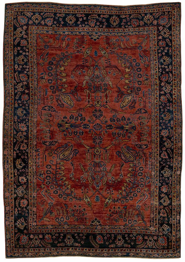 Persian Sar/Mohajer 6x9