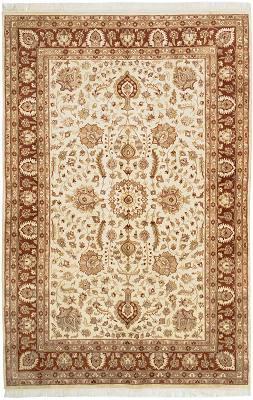 Kashan Rectangle 6x9
