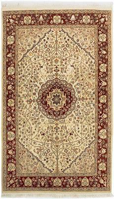 Tabriz Rectangle 4x7