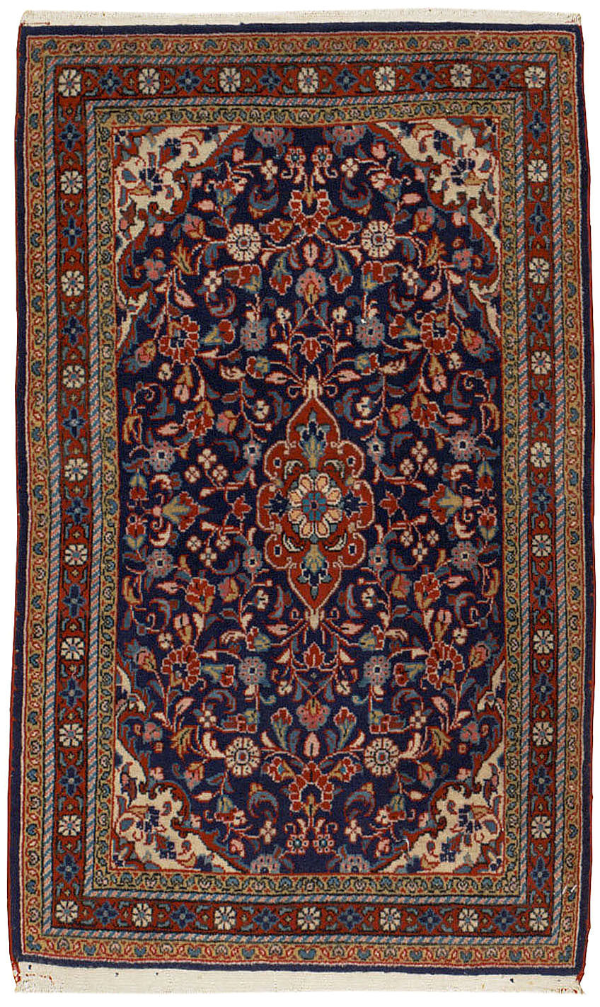 Persian Hamedan Rectangle 2x3