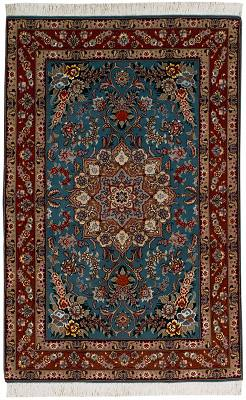 Persian Tabriz Rectangle 3x5