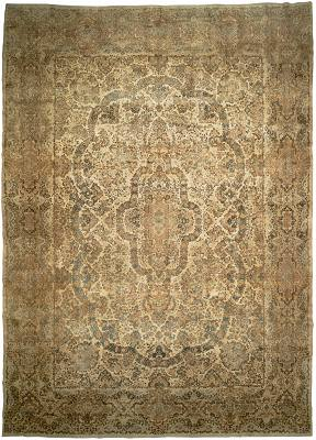 Persian Kerman Rectangle 13x18