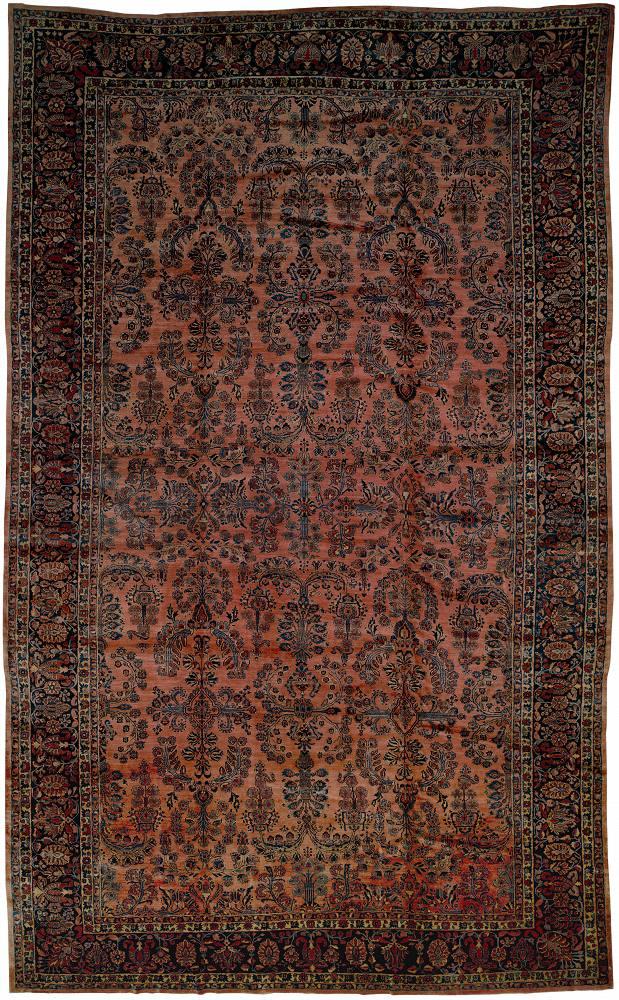 Persian Kashan 12x20