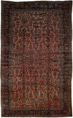 Persian Kashan Rectangle 12x20