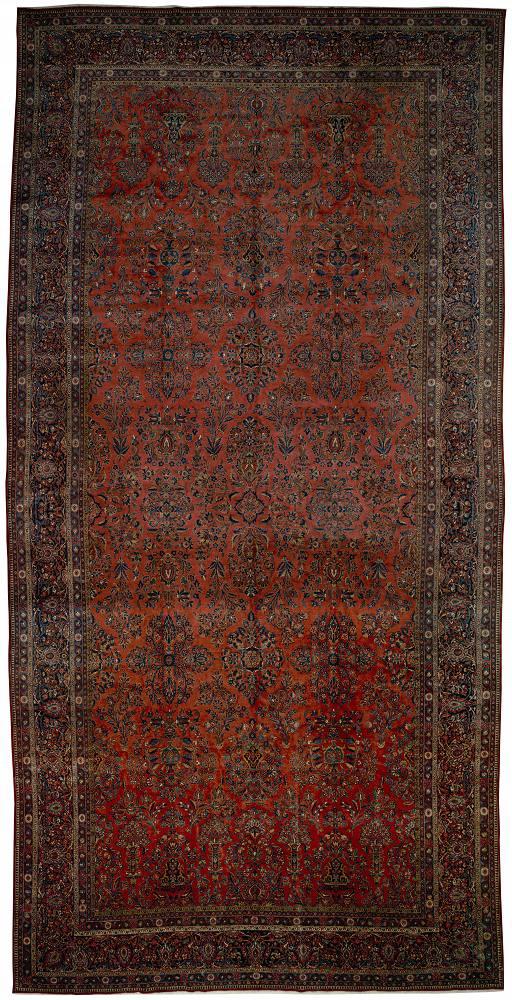 Overall Kashan 10x20
