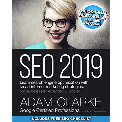 Image of book cover for SEO 2020