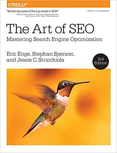 Image of book cover for The Art of SEO