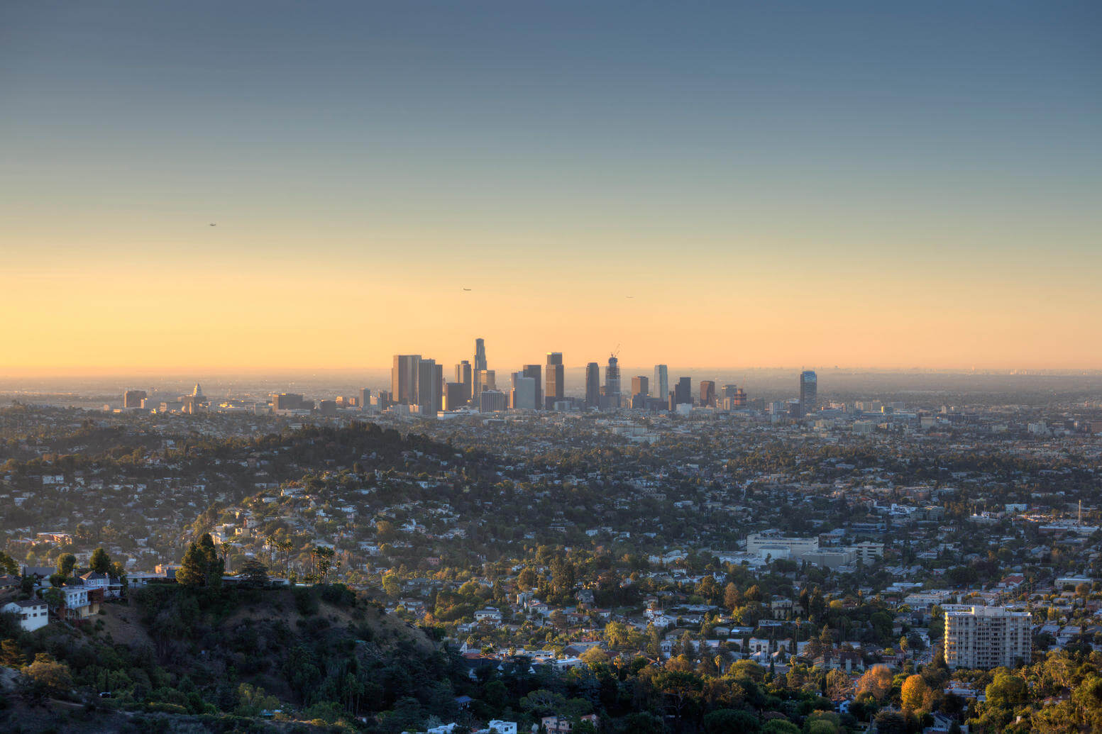 Image of Los Angeles, California.