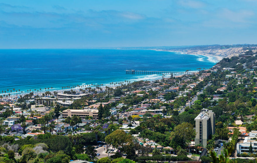 Image of San Diego, California.