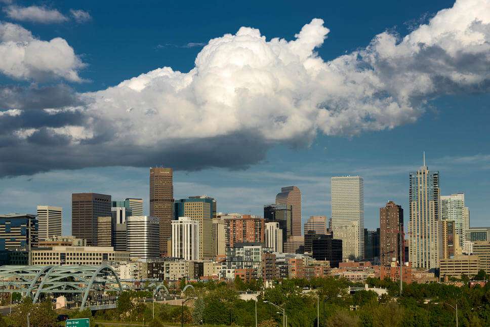 Image of Denver, Colorado.
