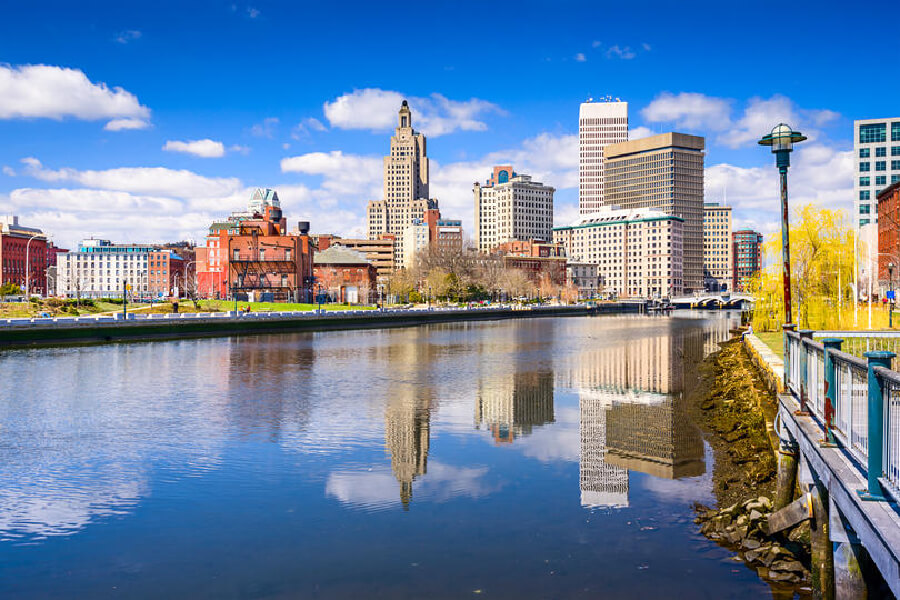 Image of Providence, Rhode Island.