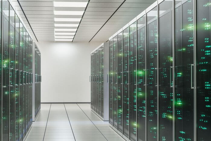 Image of computer and information systems.