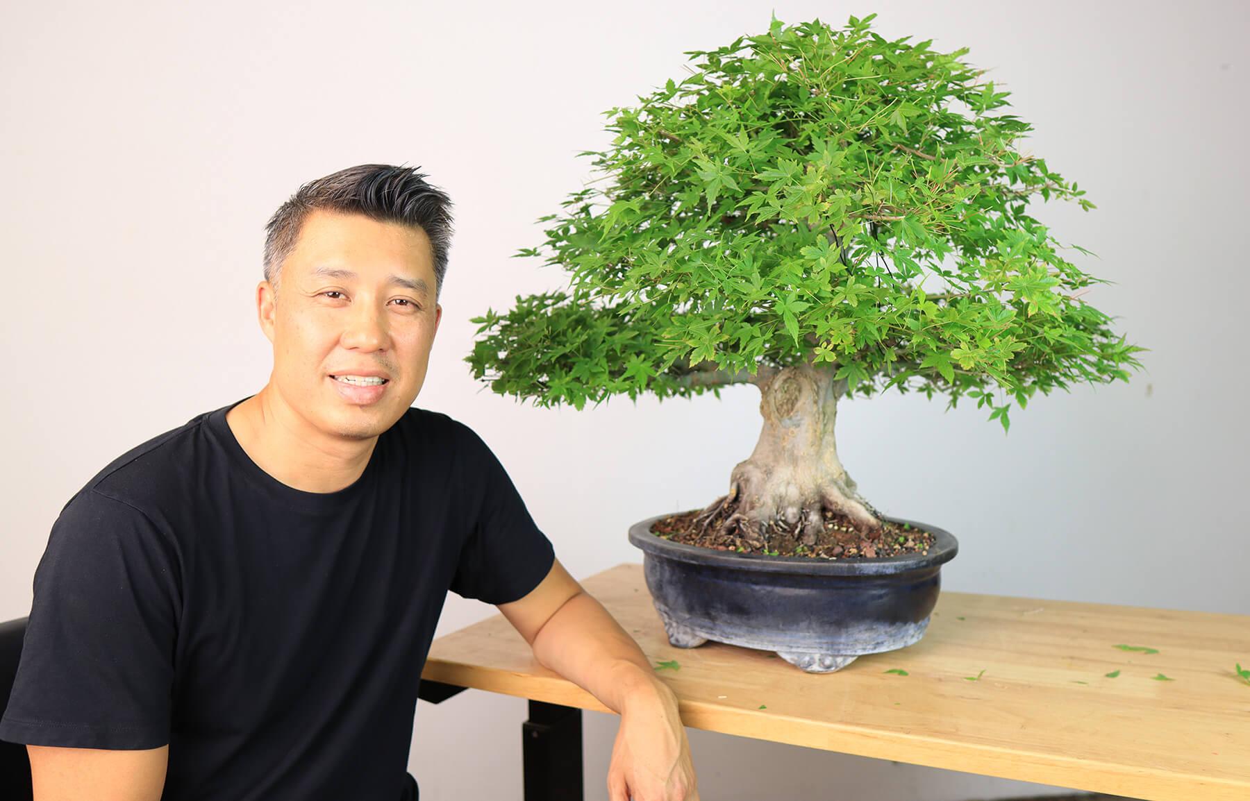 Jason Chan of Eastern Leaf.