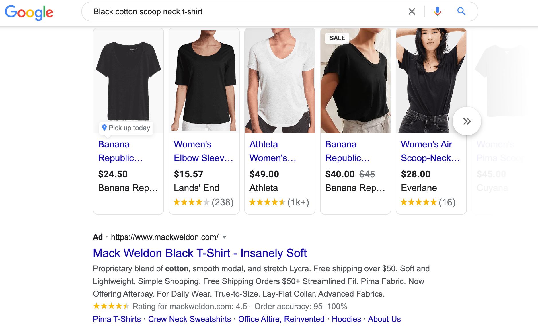 Black Shirt PPC.