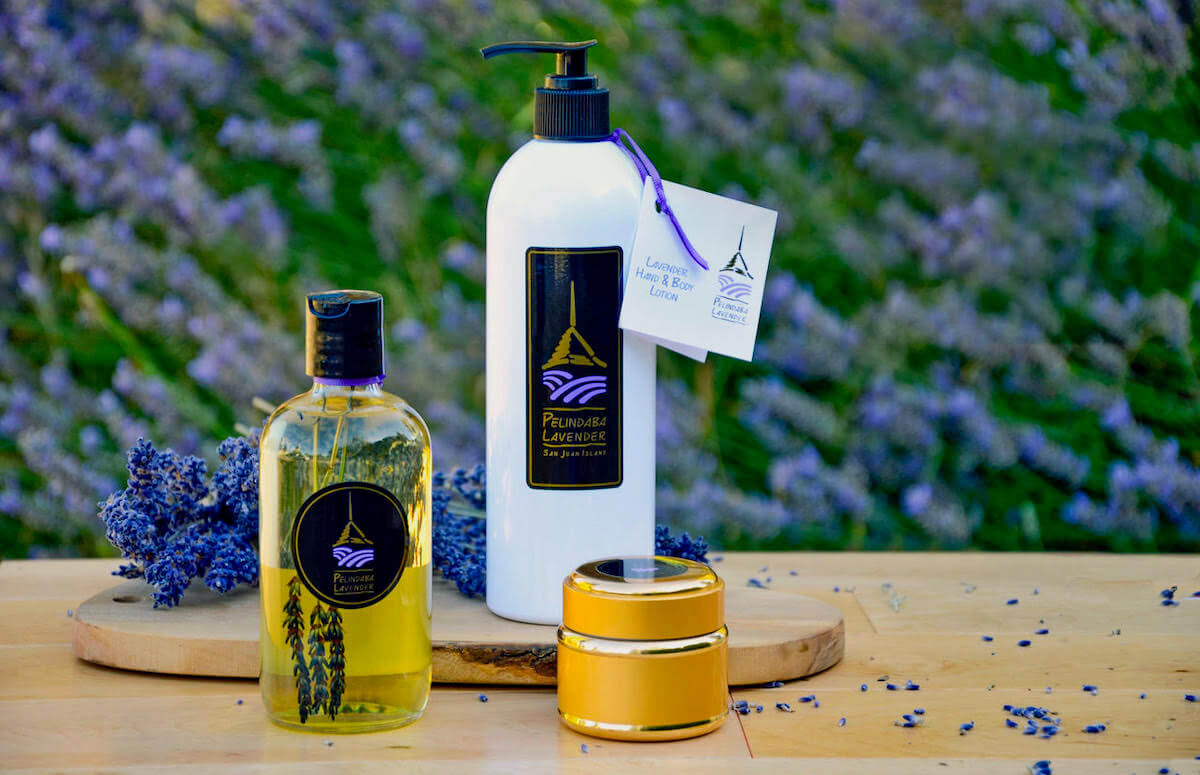 Pelindaba Lavender Products.