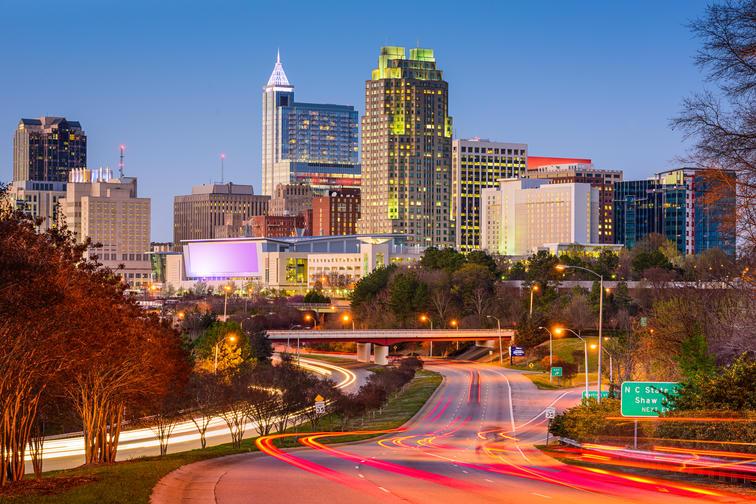 Photo showing Philadelphia skyline