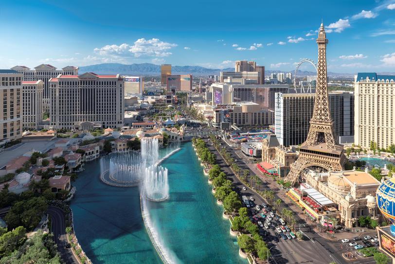 Photo showing Las Vegas skyline
