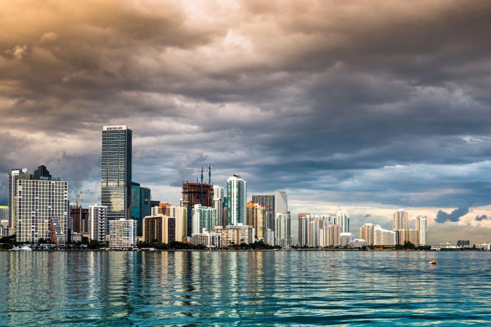 Photo showing Miami skyline