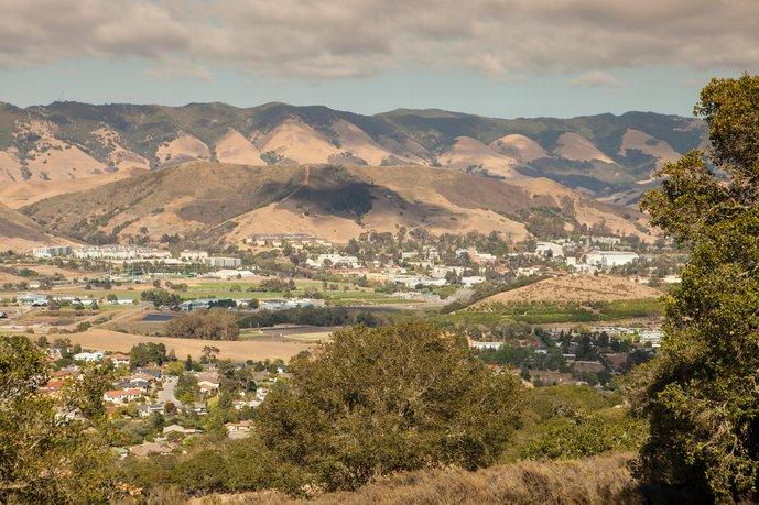 California Polytechnic State University San-Luis Obispo campus