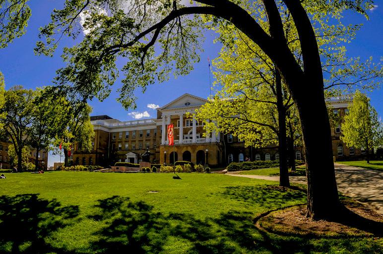 University of Wisconsin Madison campus