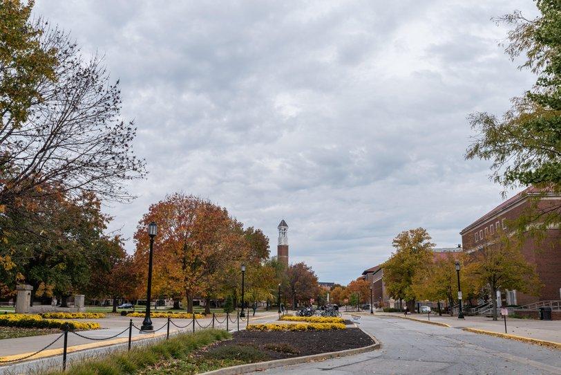 Purdue campus