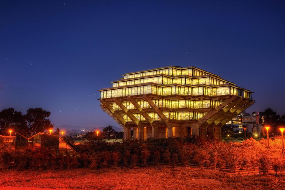University of California Campus