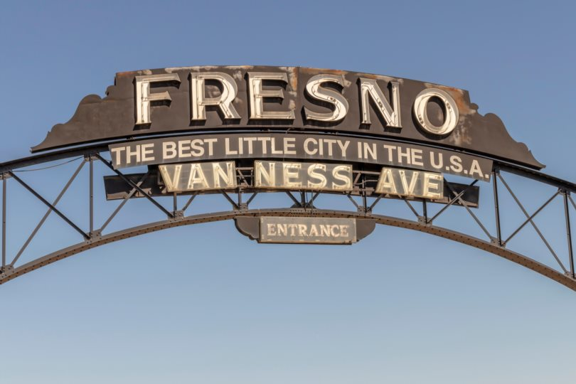 Photo of Fresno Skyline