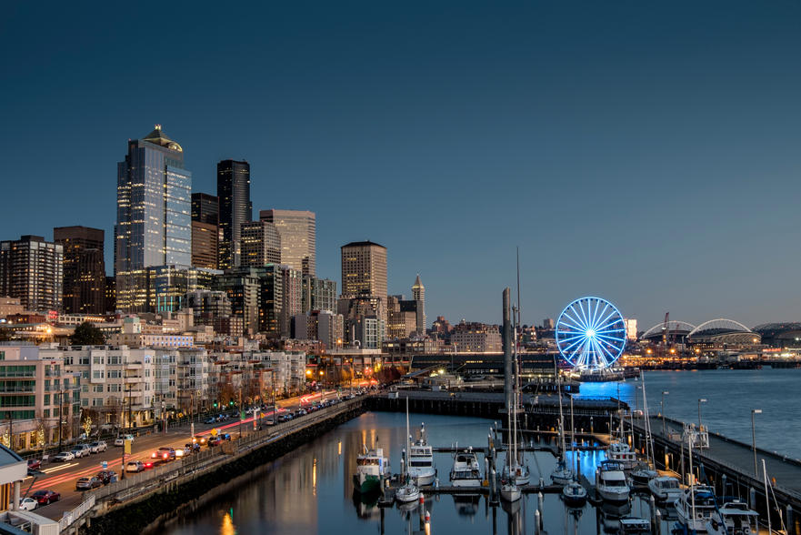 Best cities for startups #1: Seattle-Tacoma-Bellevue, WA