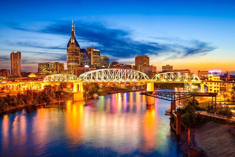 Best cities for startups #4: Nashville-Davidson-Murfreesboro-Franklin, TN