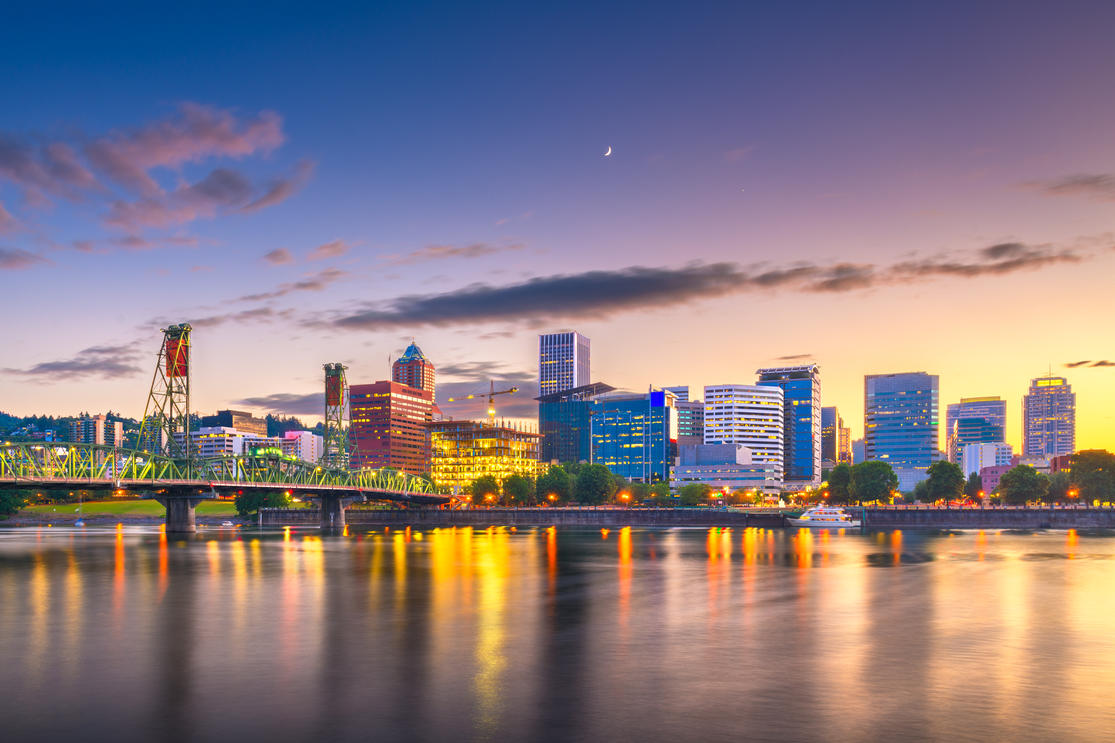 Best cities for startups #7: Portland-Vancouver-Hillsboro, OR-WA