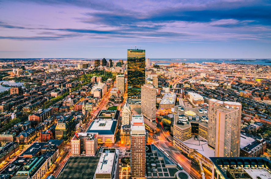 Best cities for startups #9: Boston-Cambridge-Newton, MA-NH