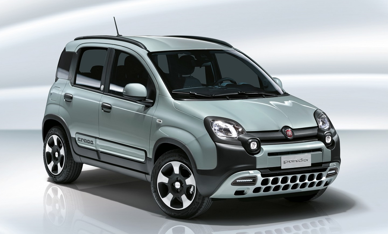 Fiat Panda 3 City Cross Hybrid