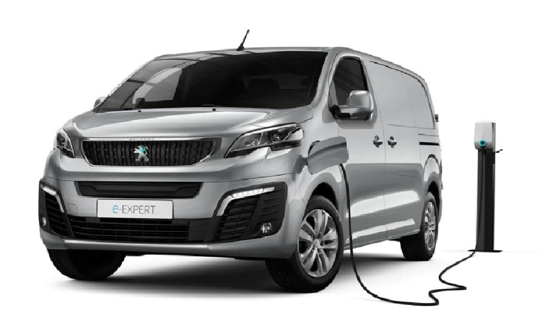 Peugeot e-EXPERT elettrico