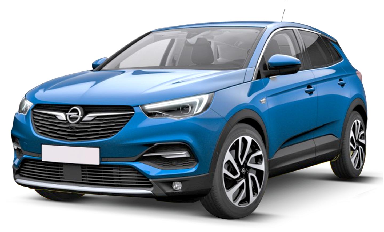 Opel Grandland X Phev km illimitati