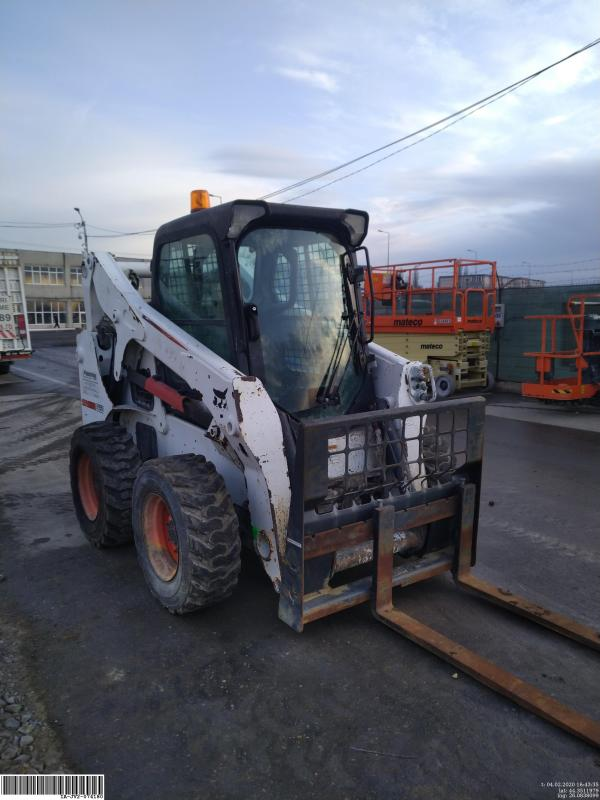 Picture of a BOBCAT S650