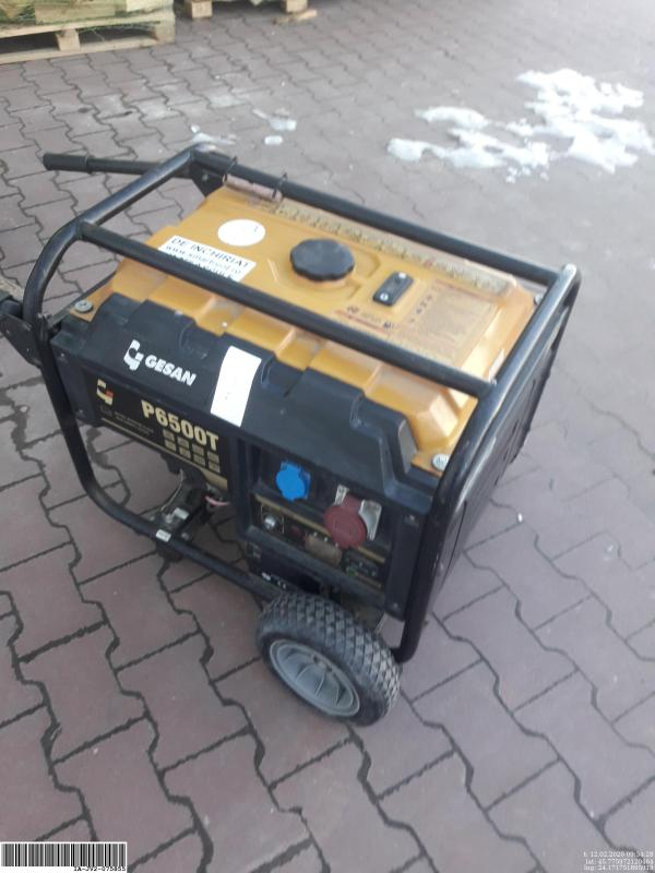 Picture of a ATLAS COPCO P6500T AVR
