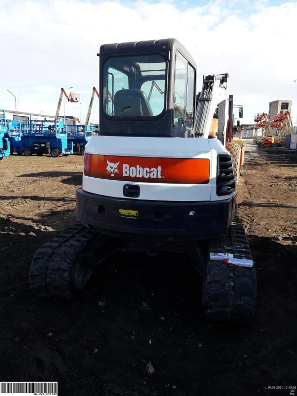Thumbnail picture of a BOBCAT E45
