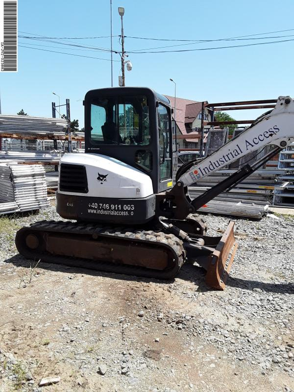 Picture of a BOBCAT E45