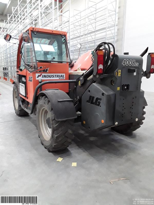 Picture of a JLG 4008PS 4x4x4