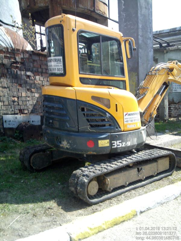 Thumbnail picture of a HYUNDAI HEAVY INDUSTRIES EUROPE  35Z-9