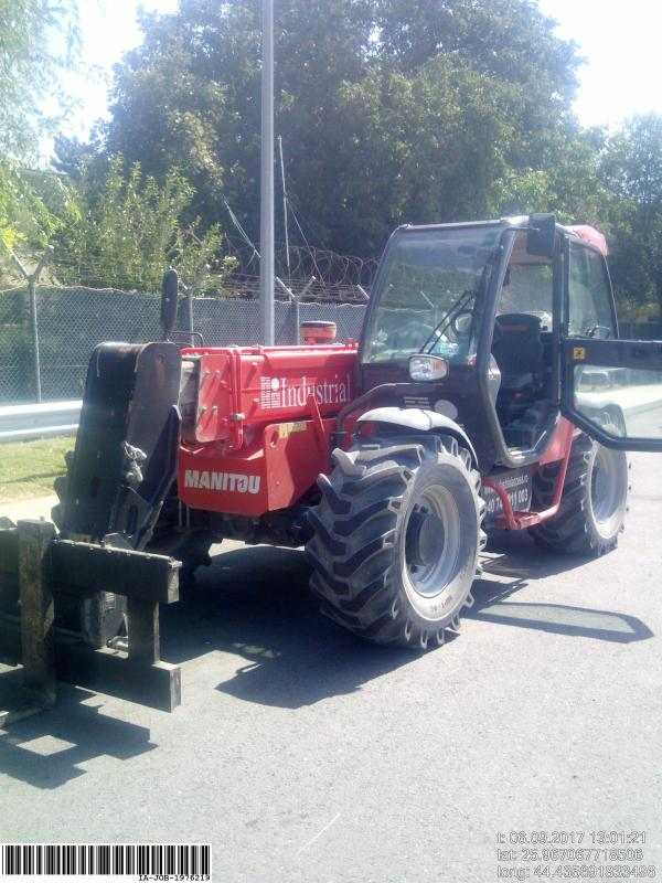 Picture of a MANITOU MHT 860L
